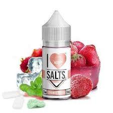 Líquido I Love Salt - Strawberry Ice