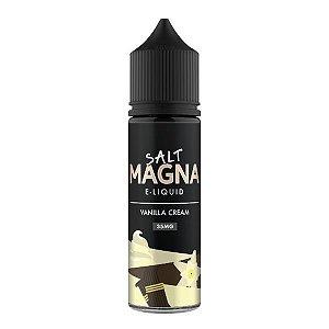 Líquido Magna e-Liquid Salt - Vanilla Cream