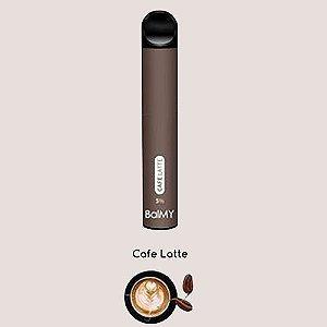 Pod Descartável Balmy - 500 Puffs - Caffe Latte