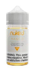 Líquido Naked 100 - Amazing Mango Ice