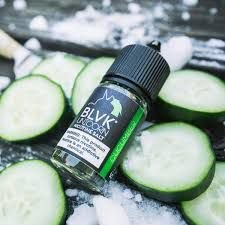 Líquido Blvk Unicorn Salt - Cucumber