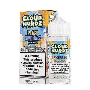 Líquido Cloud Nurdz - Peach Blue Razz