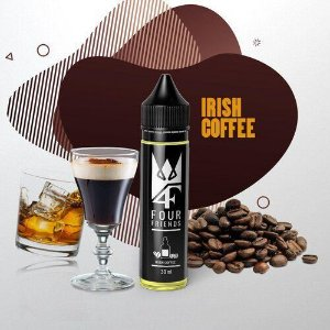 Líquido 4 Friends - Irish Coffe