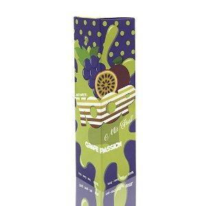 Liquido Yoop Vapor - Mix Fruit - Grape Passion