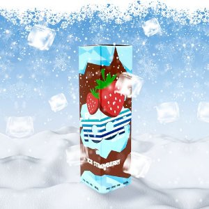 Liquido Yoop Vapor - Ice - Ice Strawberry