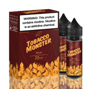Líquido Tobacco Monster Salt - Rich