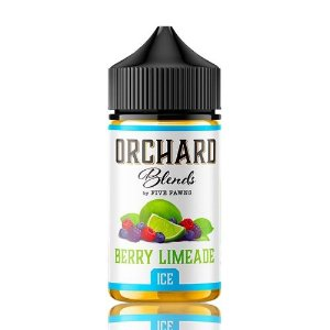 Líquido Orchard Blends - Berry Lemonade Ice