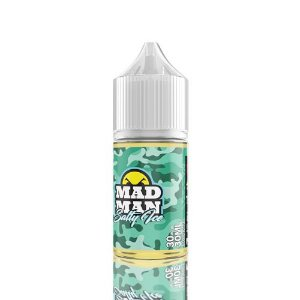 Liquido Mad Man Salt  - Spearmint Ice