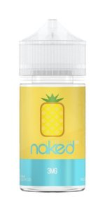 Líquido Naked 100 - Basic Ice - Pineapple