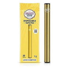 Pod Descartável Dinner Lady - 400 Puffs - Vape Pen 2.0 - Lemon Sherbets Ice