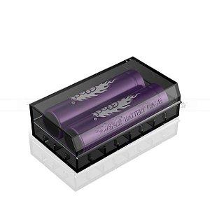 Case Protetor de Baterias 18650 - H2 - Efest