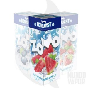Líquido Zomo - Iceburst - My Watermelon Ice