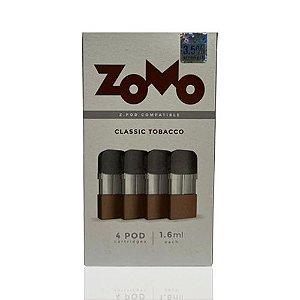 Pod Zomo  Compatível Com Z.Pod - Classic Tobacco