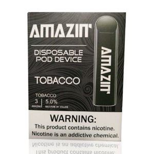 Pod Descartável Amazin' - Tobacco