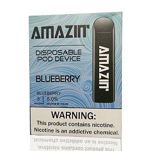 Pod Descartável Amazin' - Blueberry