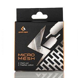 Bobina de Reposição Micro Mesh  - KA1 0.2 Ohm - Geekvape