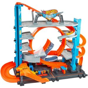 Brinquedo Hot Wheels Ultimate Mega Garagem