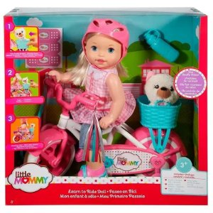 Little Mommy - Meu Primeiro Passeio - Mattel
