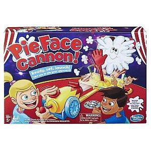 Jogo Pie Face Canhão