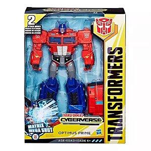 E1885 - Transformers - Cyberverse - Optimus Prime - Hasbro