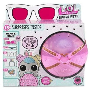 LOL SURPRISE - BIGGIE PETS