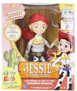 TOY STORY - JESSIE A COWGIRL FALANTE - 64020 - TOYNG