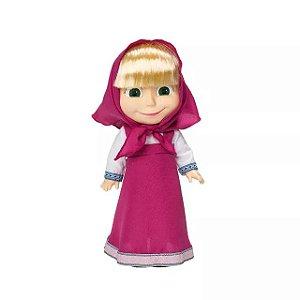 Boneca Masha com Som - Estrela