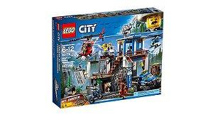 LEGO QUARTEL GENERAL DA POLÍCIA NA MONTANHA 60174