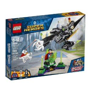 LEGO SUPERMAN & KRYPTO 76096