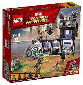 LEGO ATAQUE AVASSALADOR DE CORVUS GLAIVE - LEGO MARVEL SUPER HEROES 76103