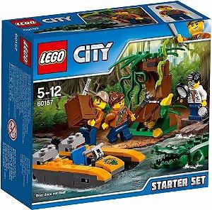 Lego City 60157 - Conjunto Básico da Selva 88 Peças