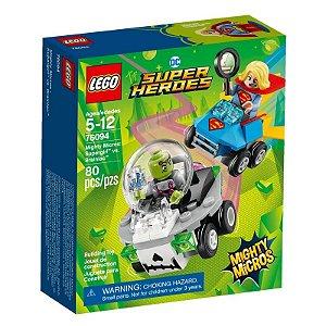 LEGO Super Heroes - DC Comics - Supergirl Vs Brainiac - 76094