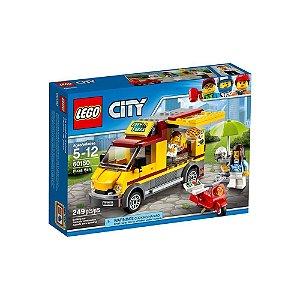 60150 LEGO CITY - VAN DE ENTREGA DE PIZZAS
