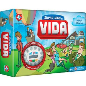 SUPER JOGO DA VIDA - 1X1 - ESTRELA