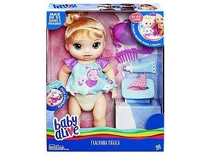 BABY ALIVE - FRALDINHA MÁGICA - C2700