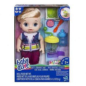 BABY ALIVE - PAPINHA DIVERTIDA - E0635