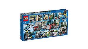 LEGO CITY - INVASÃO COM BULLDOZER - 60140