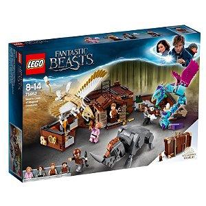 LEGO - A MALA DE CRIATURAS MÁGICAS - FANTASTIC BEASTS - 75952
