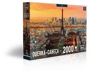 Paris – Quebra-Cabeça 2000 Peças - 2311