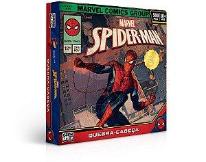 Spider Man – Quebra-Cabeça 500 Peças