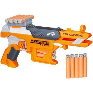 NERF ACCUSTRIKE - FALCONFIRE - B9840 - HASBRO