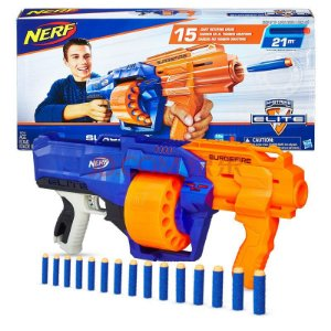 NERF SURGEFIRE - E0014 - HASBRO