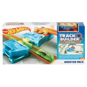 Gbn81 Hot Wheels - Track Builder Acelerador Booster Pack - Mattel