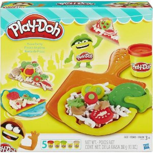 Festa Da Pizza Play Doh - Hasbro