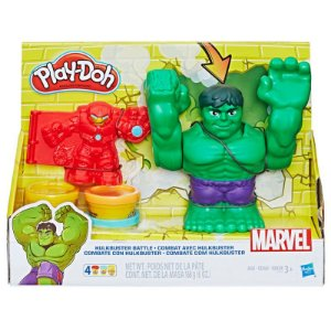 PLAY DOH MARVEL HULK HASBRO E1951