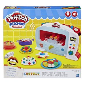FORNO MÁGICO HASBRO MASSINHA PLAY-DOH KITCHEN - B9740