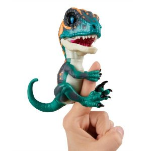 Fingerlings Untamed Dinossauro Fury - Candide