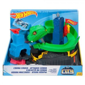HOT WHEELS - ATAQUE DA COBRA - FNB20