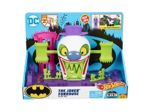 GBW50 - HOT WHEELS - PISTA CORINGA BATMAN - DC