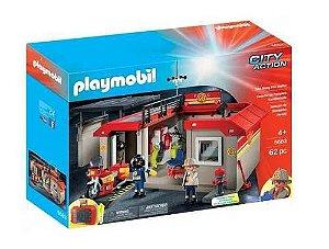 PLAYMOBIL - POSTO DE BOMBEIROS - 1178